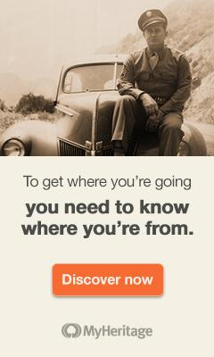 MyHeritage ad