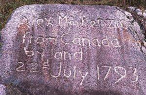 Mackenzie rock